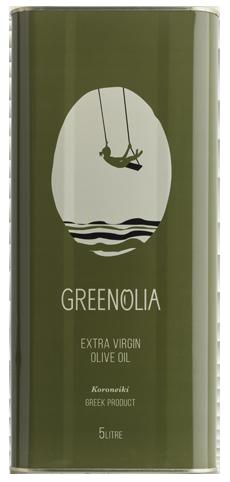 Classic αγνό Ελαιόλαδο - Classic Virgin Olive Oil Greenolia Greenolia - 5l