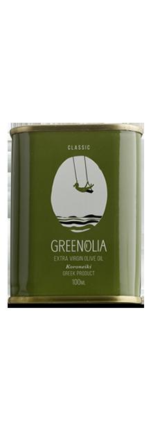 Classic αγνό Ελαιόλαδο - Classic Virgin Olive Oil Greenolia Greenolia - 100ml