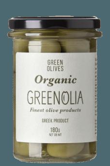 Πράσινη κονσερβολιά - Green olives | Green Conservolia - 180g