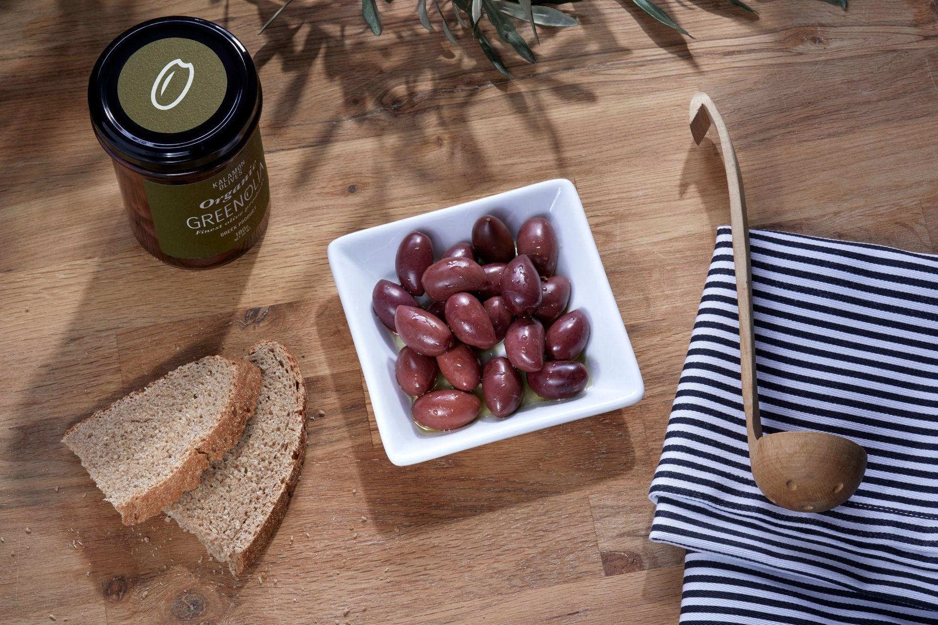 Καλαμών Eλιά Greenolia - Kalamon olives Greenolia - ελιες