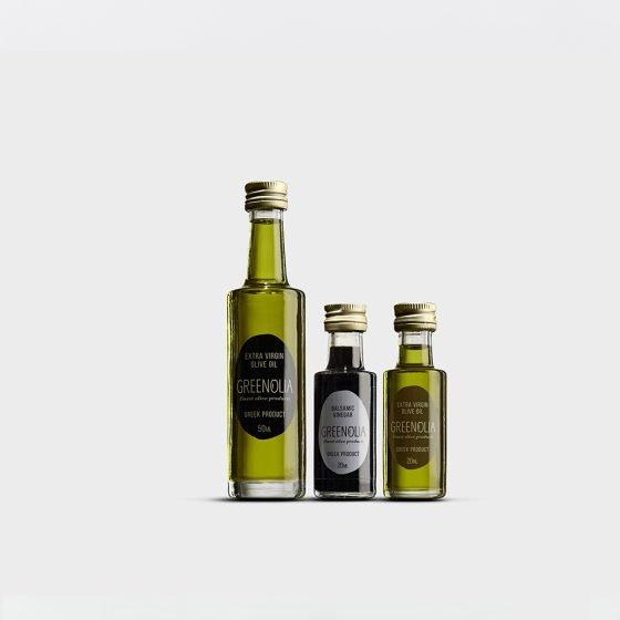 Greenolia, Pure Virgin Olive Oil Products
