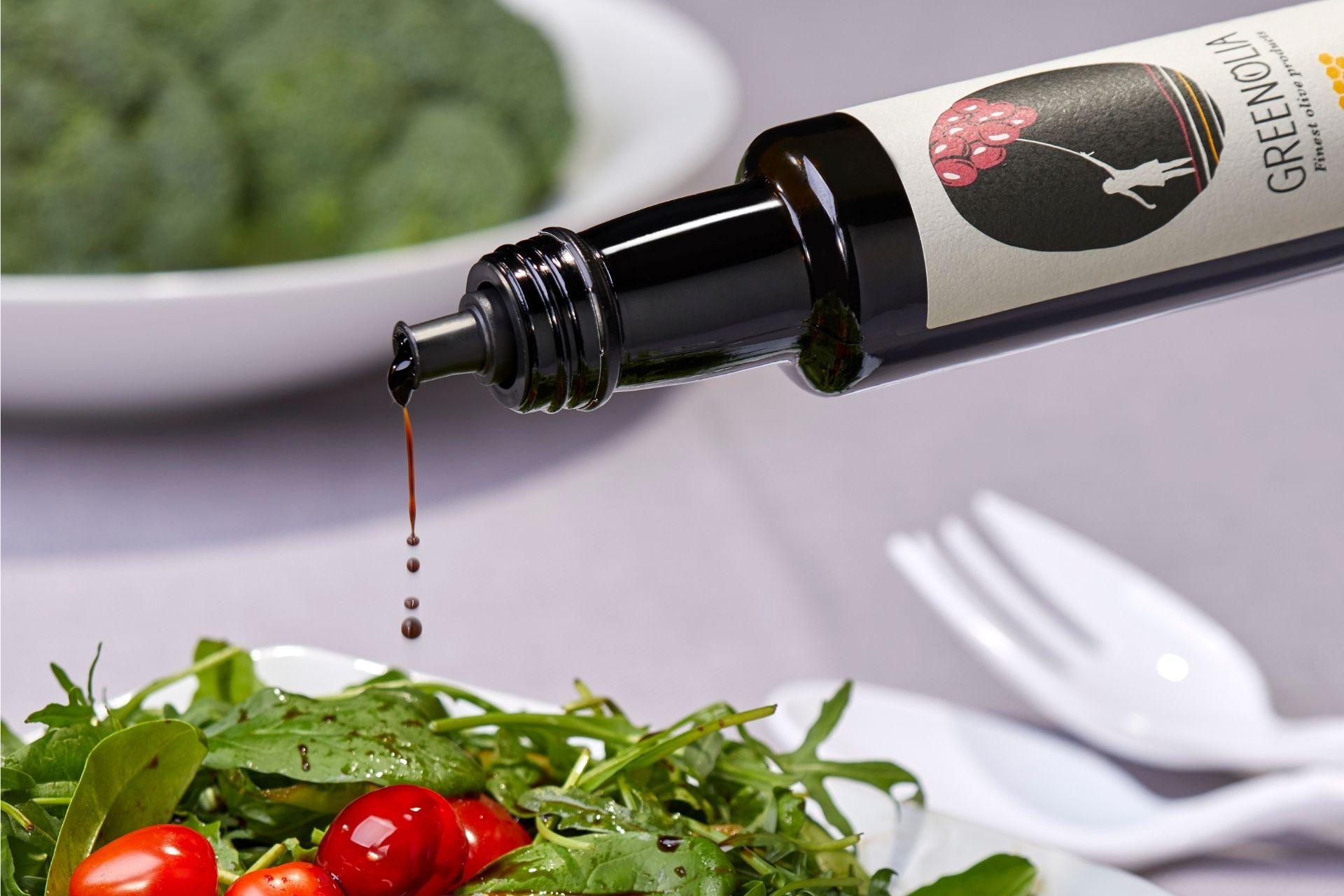 Βαλσαμικό ξύδι με μέλι - Balsamic vinegar with honey Προϊόντα - Greenolia