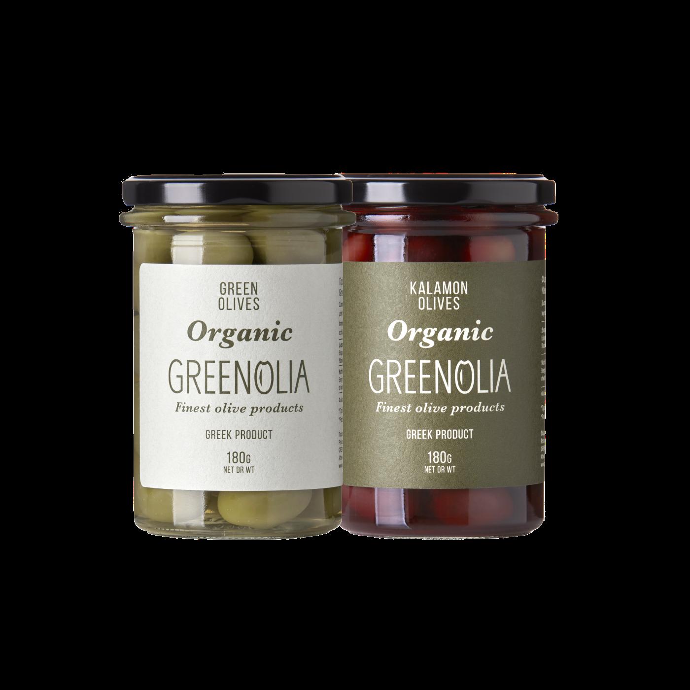 Διακρίσεις Προϊόντα Ελαιολάδου Greenolia- Οργανικές Ελιές