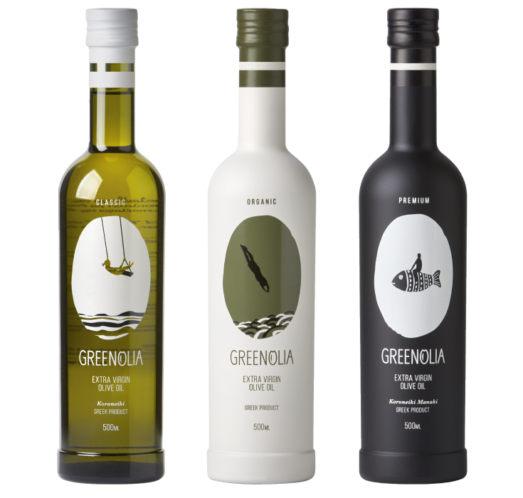 Pure Virgin Olive Oil Products Greenolia - home - products